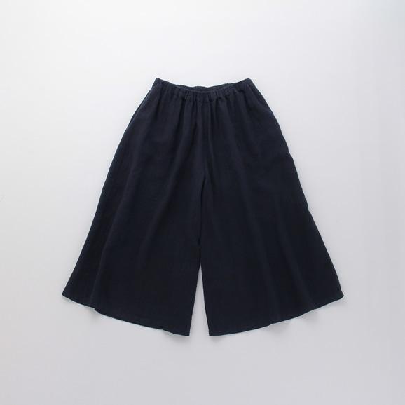 【写真】【Archive】POOL いろいろの服 ワイドパンツ ネイビー