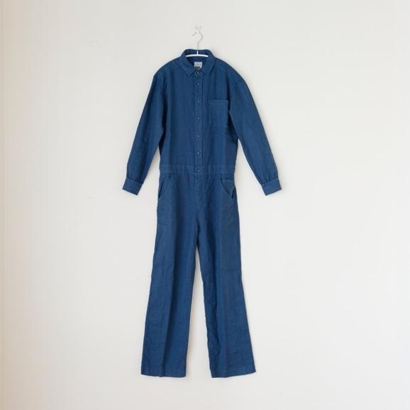 【写真】POOL いろいろの服 オールインワン ブルー