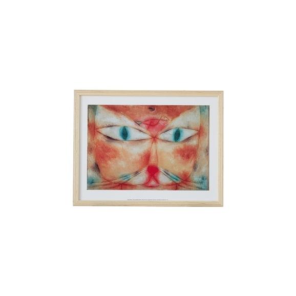 【写真】【定番品】パウル・クレー 「Cat」