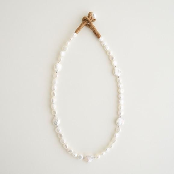 【写真】sai Necklace Pearl