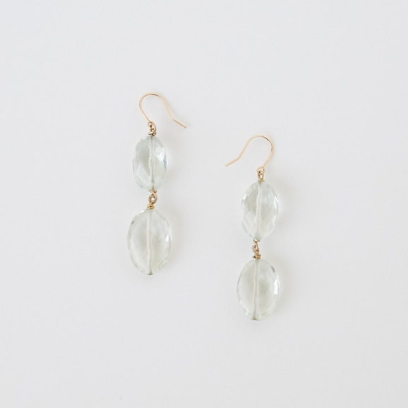 【写真】sai Pierce Green Amethyst