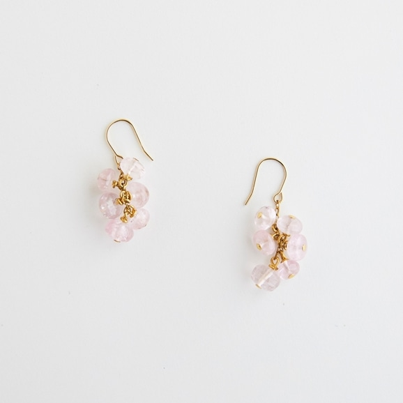 【写真】sai Pierce Pink Tourmaline