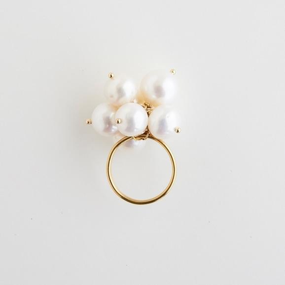 【写真】sai Ring Pearl
