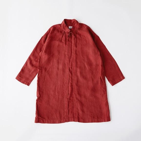 【写真】POOL いろいろの服 コート レッド【COAT COLLECTION】