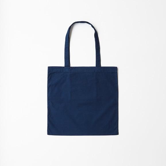 【写真】POOL いろいろの服 コーデュロイ トートバッグ ブルー