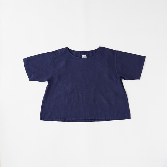 【写真】POOL いろいろの服 ブラウス コスモスブルー