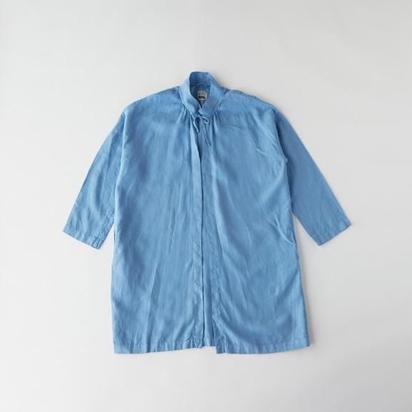 【写真】【Archive】POOL いろいろの服 コート スカイブルー