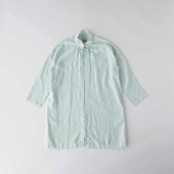 【写真】【Archive】POOL いろいろの服 コート ミントブルー