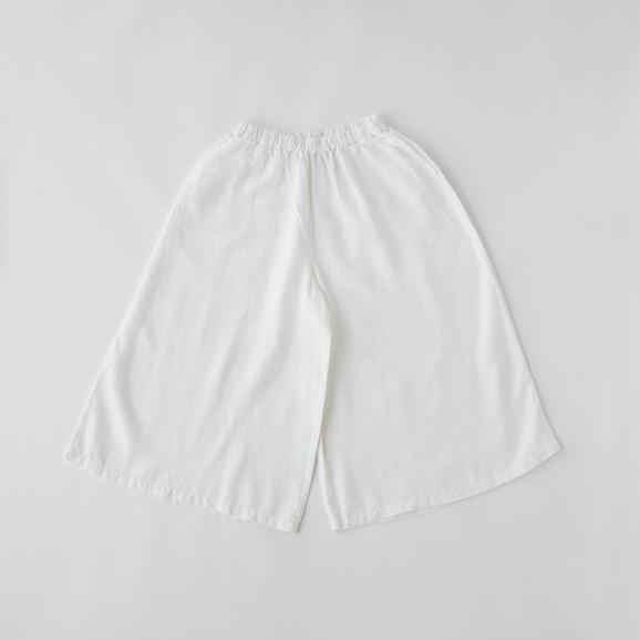 【写真】POOL いろいろの服 ワイドパンツ ホワイト