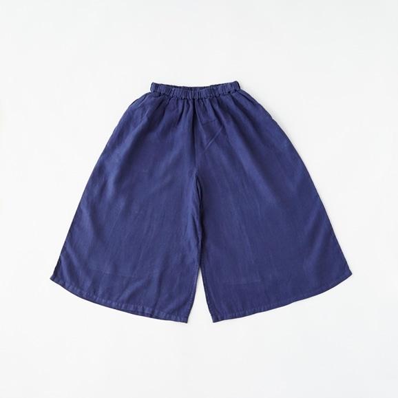 【写真】POOL いろいろの服 ワイドパンツ コスモスブルー