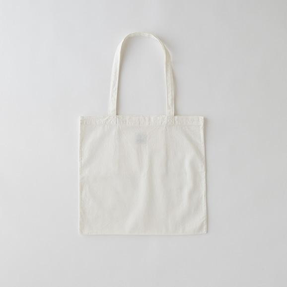 【写真】POOL いろいろの服 ウォッシュトートバッグ ホワイト