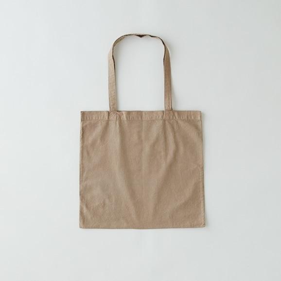 【写真】POOL いろいろの服 ウォッシュトートバッグ サンド