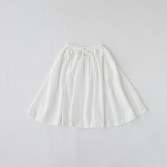 【写真】POOL いろいろの服 スカート ホワイト