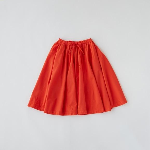 【写真】POOL いろいろの服 スカート ヴィヴィッドレッド