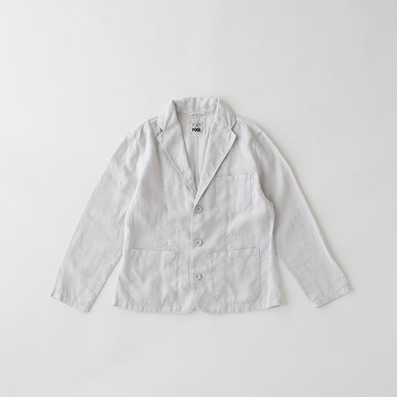 【写真】【Archive】POOL いろいろの服 ジャケット レディス ライトグレー