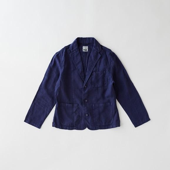 【写真】【Archive】POOL いろいろの服 ジャケット レディス コスモスブルー