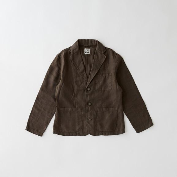 【写真】【Archive】POOL いろいろの服 ジャケット レディス チャコール