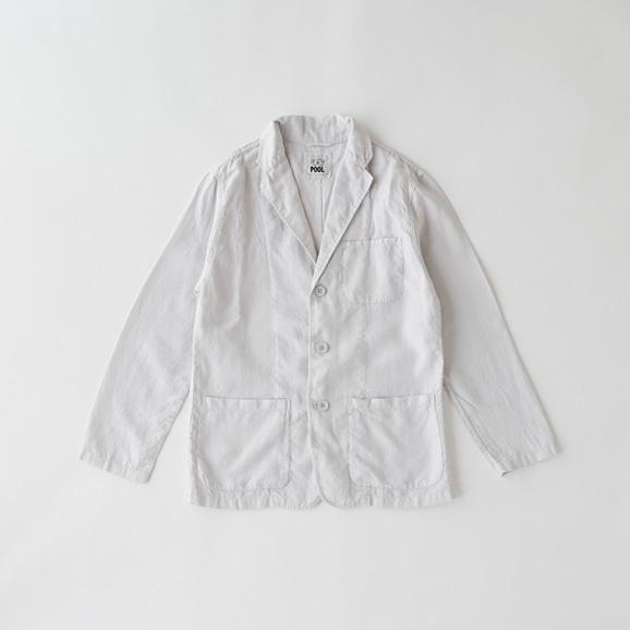 【写真】【Archive】POOL いろいろの服 ジャケット メンズ ライトグレー