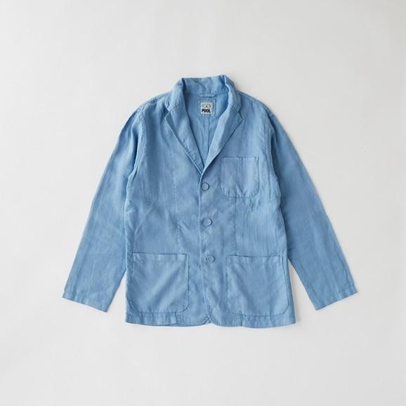 【写真】【Archive】POOL いろいろの服 ジャケット メンズ スカイブルー