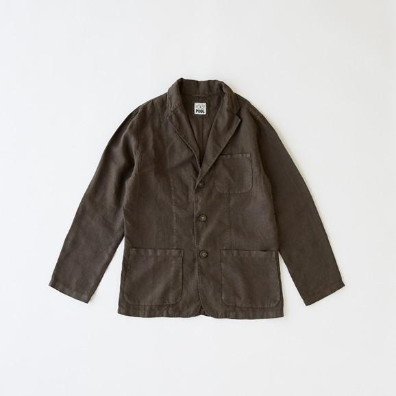 【写真】【Archive】POOL いろいろの服 ジャケット メンズ チャコール