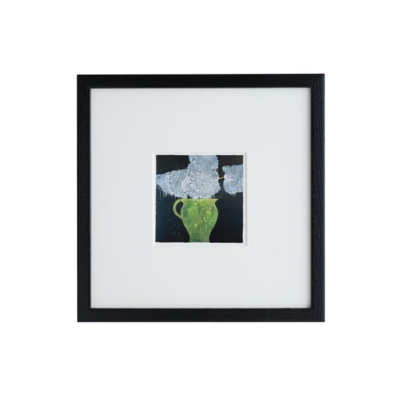 【写真】【定番品】ドナルド・サルタン 「hydrangea in a green pot」