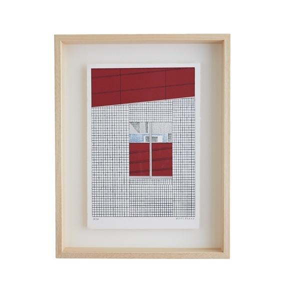 【写真】ナイジェル・ピーク 「WINDOW」