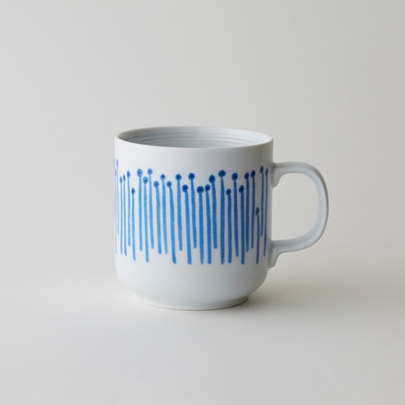 【写真】POOL コロコロのもの cento fiori マグカップ