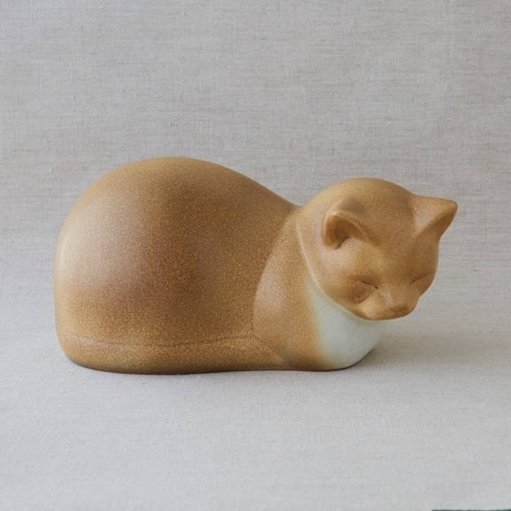 【写真】【定番品】Lisa Larson Cat Moses Brown