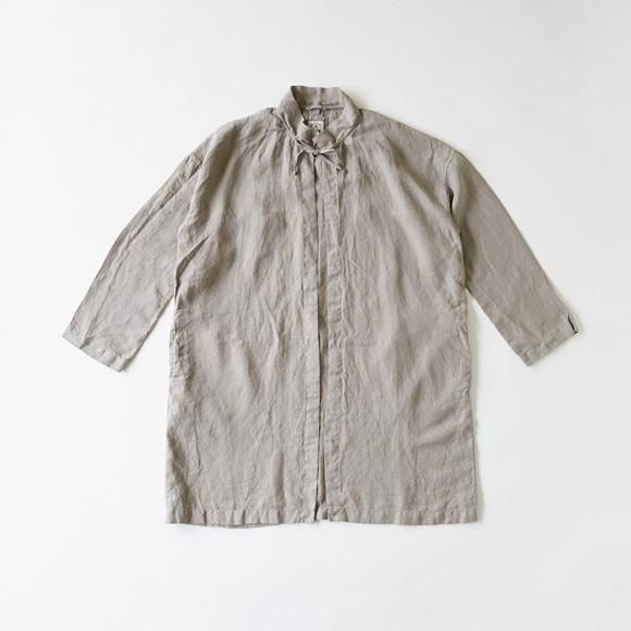 【写真】【Archive】POOL いろいろの服 コート ミディアムグレー