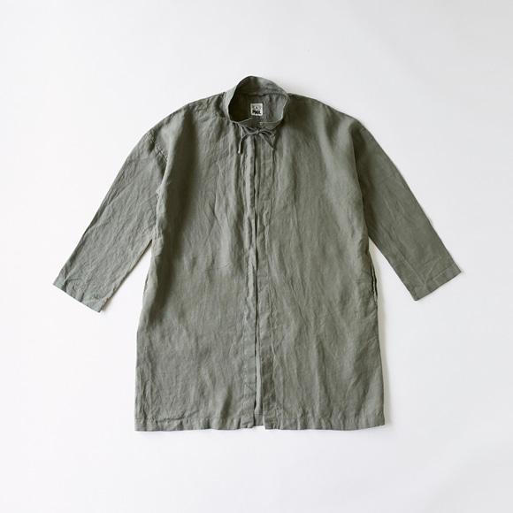 【写真】【Archive】POOL いろいろの服 コート カーキ