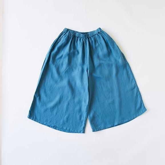 【写真】POOL いろいろの服 ワイドパンツ ブルーグレー