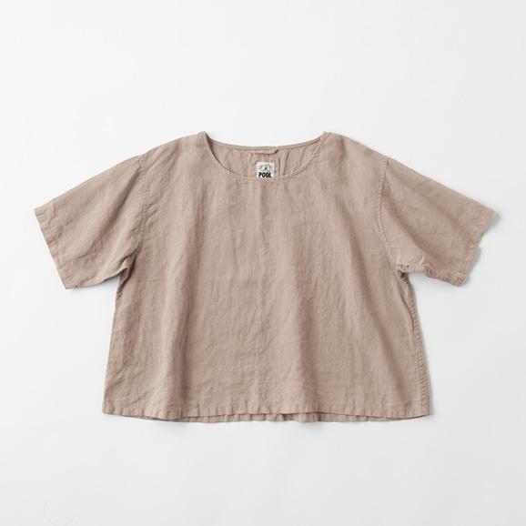 【写真】POOL いろいろの服 ブラウス ミディアムグレー
