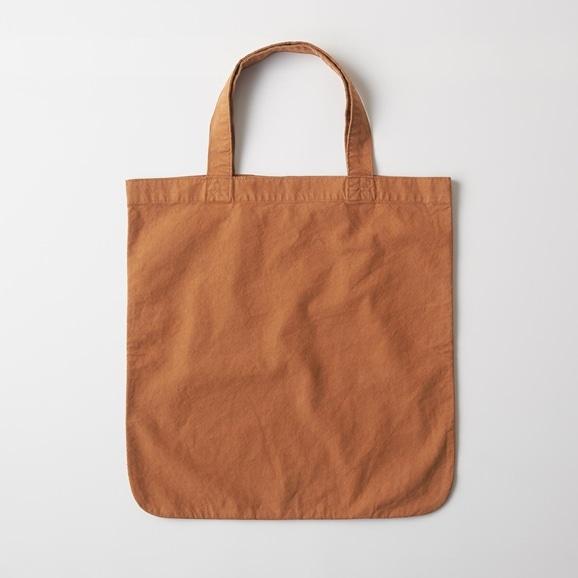 【写真】POOL いろいろの服 トートバッグ  ブラウン