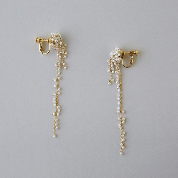 【写真】asumi bijoux asada ivy earring