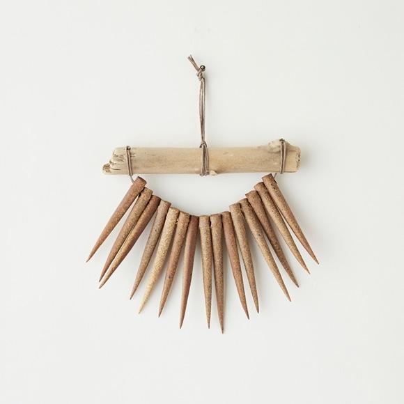 【写真】【一点物】Heather Levin Wall Hanging 07
