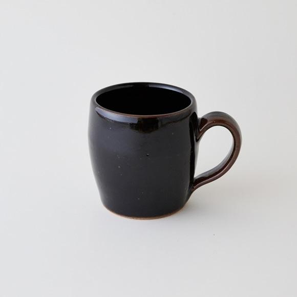 【写真】BOTE & SUTTO マグカップ BOTE黒