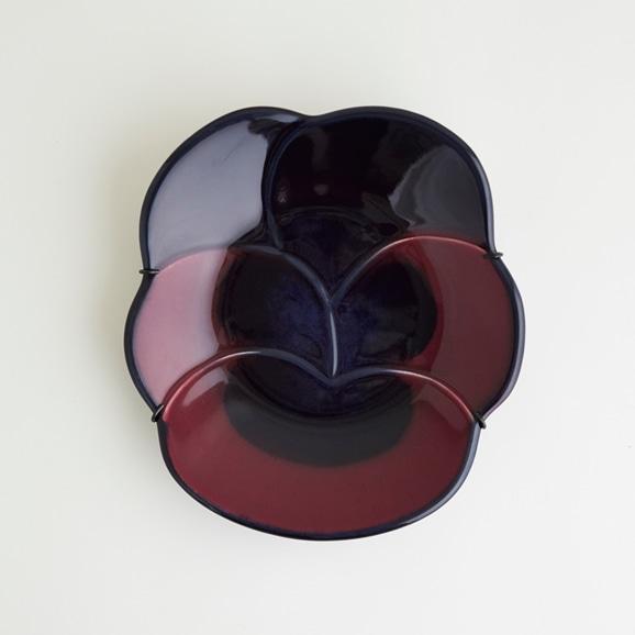【写真】【一点物】Birger Kaipiainen Violette Arabia Display Plate/フィンランド買付品