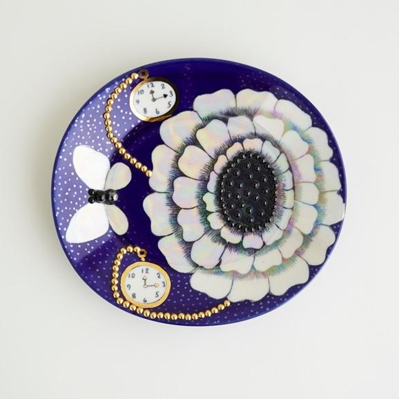 【写真】【一点物】Birger Kaipiainen FLORENCE Arabia Display Plate/フィンランド買付品