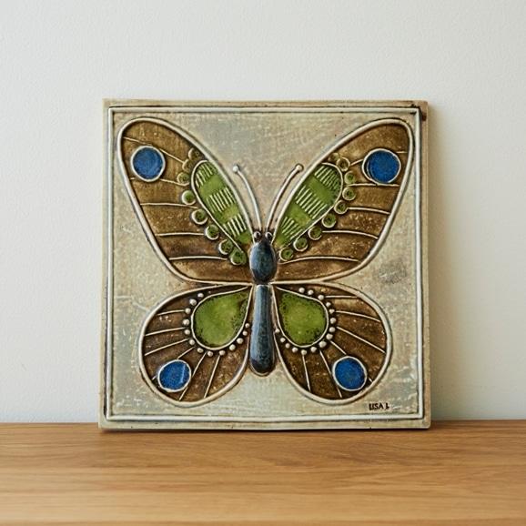 【写真】Vintage Lisa Larson Butterfly