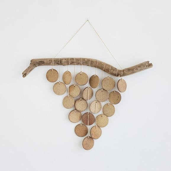 【写真】【一点物】Heather Levin Wall Hanging 2-03