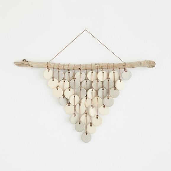 【写真】【一点物】Heather Levin Wall Hanging 2-17