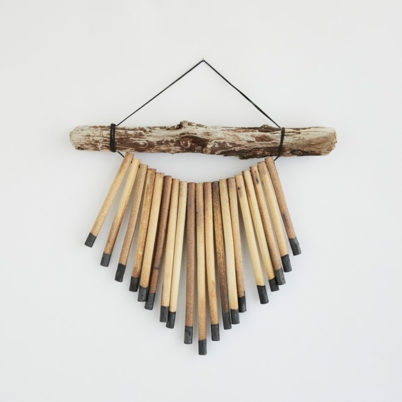 【写真】【一点物】Heather Levin Wall Hanging 2-18