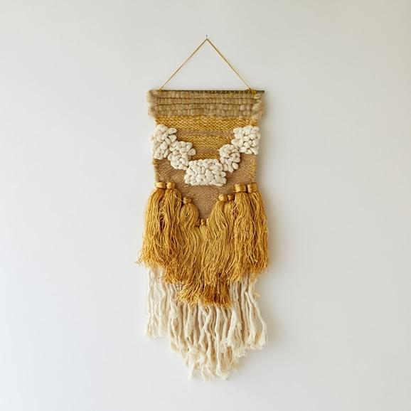 【写真】【一点物】Janelle Pietrzak Wall Hanging M