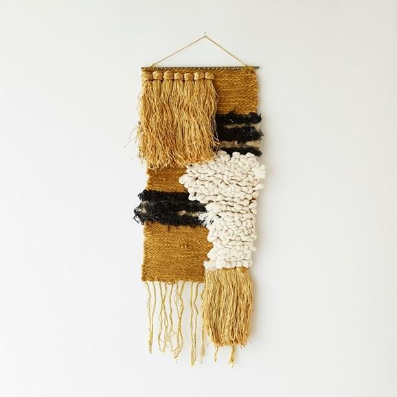 【写真】【一点物】Janelle Pietrzak Wall Hanging L