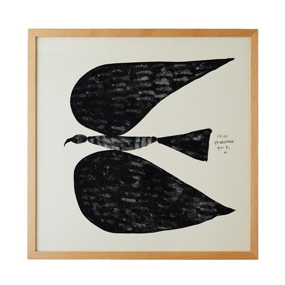 【写真】【定番品】山口一郎 「Black bird no.1」