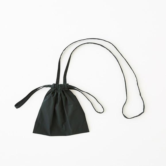【写真】Drawstring Bag Strap グリーン XS