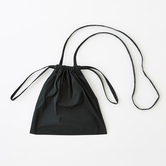 【写真】Drawstring Bag Strap グリーン SS