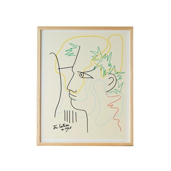 【写真】【定番品】ジャン・コクトー 「オルフェウスと竪琴」