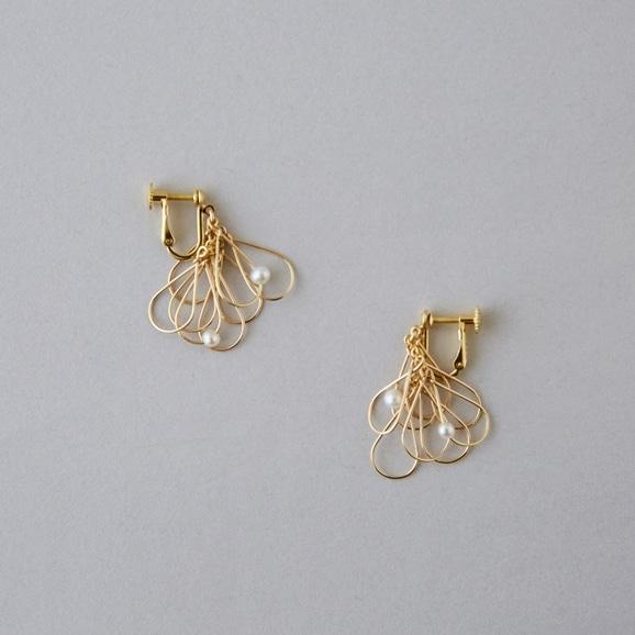 【写真】asumi bijoux jasmine mini earring