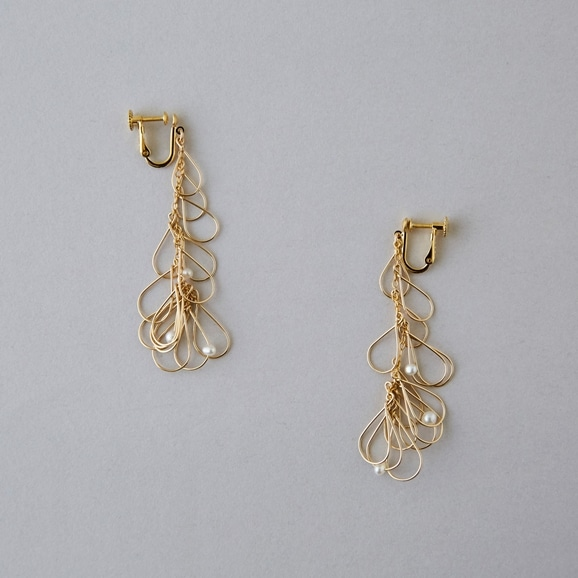 【写真】asumi bijoux jasmine earring